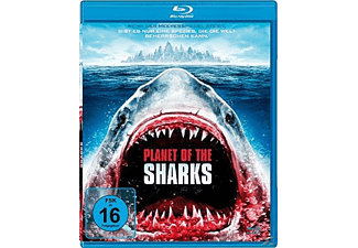 Planet of the Sharks - (Blu-ray)