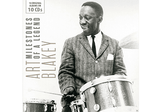 Art Blakey, The Jazz Messengers - Milestones of a Legend - (CD)