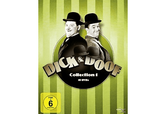 Dick & Doof - Collection 1 (10 DVDs) - (DVD)