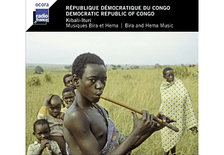 VARIOUS - Kongo-Traditionelle Musik - (CD)