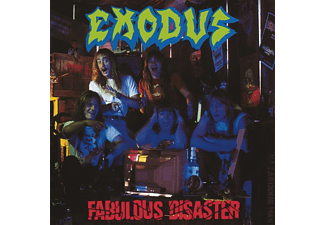 Exodus - Fabulous Disaster (LTD Picture Disc) - (Vinyl)