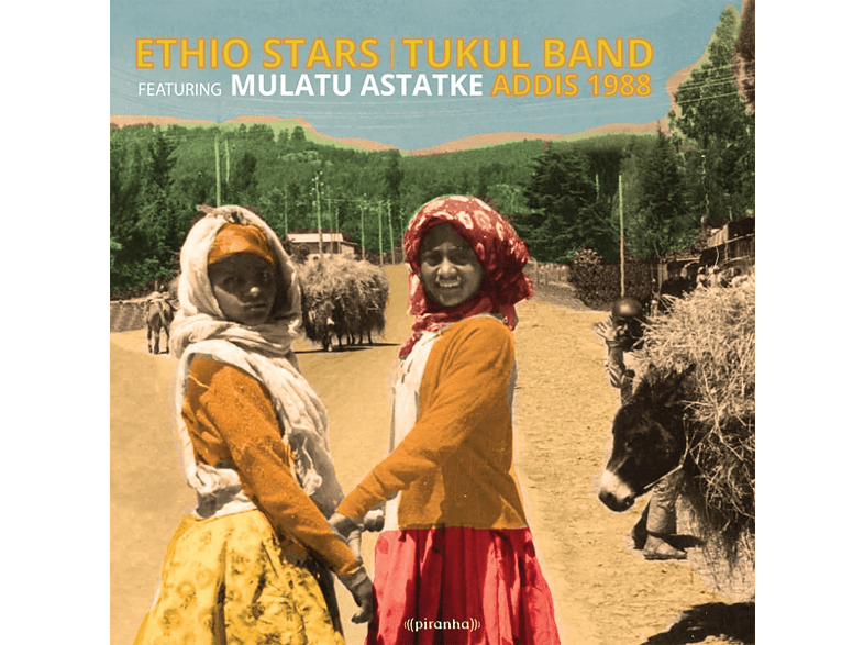 Ethio Stars, Tukul Band - Addis 1988 [LP + Download]