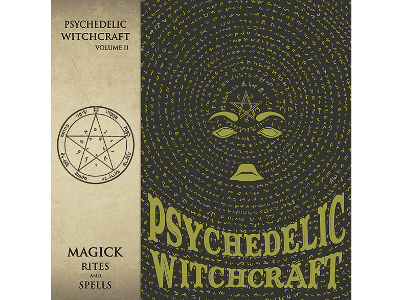 Psychedelic Witchcraft - Magick Rites And Spells [CD]