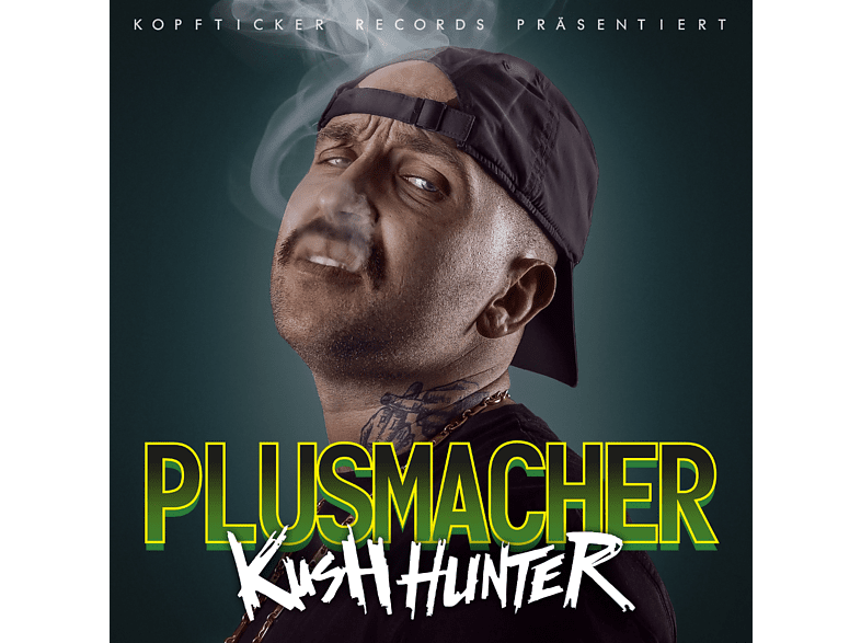 Plusmacher - Kush Hunter (LTD./2LP+CD/Klappcover) [LP + Bonus-CD]