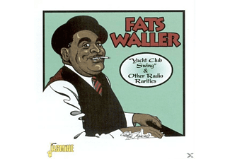 Fats Waller - Yacht Club Swing & Other Radio Rarities - (CD)