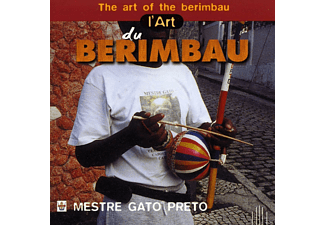 Mestre Gato Preto, Gato Preto - The Art Of The Berimbau - (CD)