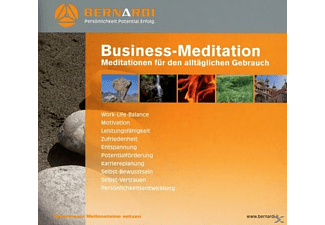 Business-Meditation - 1 CD - Entspannung/Meditation/Wellness