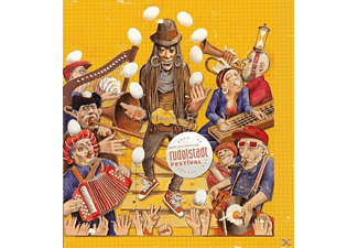 VARIOUS - Rudolstadt 2016 - (CD + DVD Video)