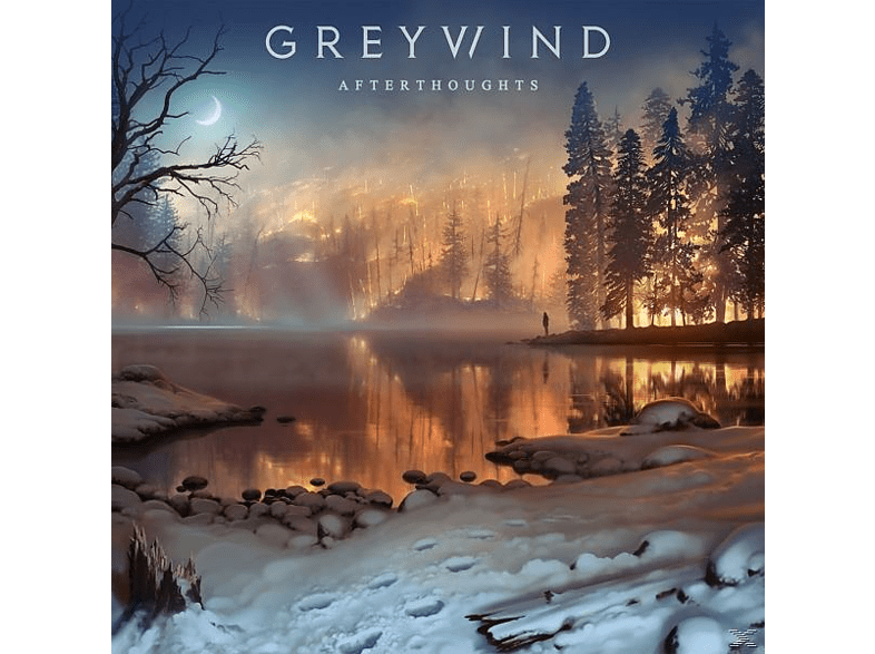 Greywind - Afterthoughts [CD]