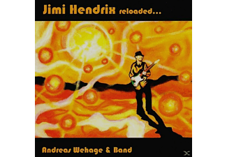 Andreas & Band Wehage - Jimi Hendrix reloaded... - (CD)