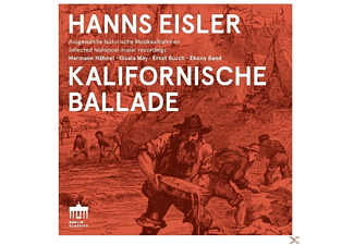 May,Gisela/Hähnel,Herrmann/Busch,Ernst - Kalifornische Ballade [CD]
