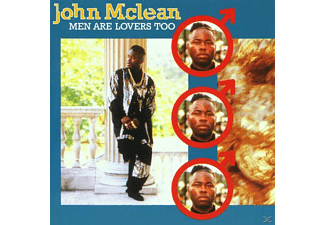 John Mclean - Men Are Lovers Too - (CD)