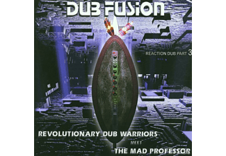 Revolutionary Dub Warriors - Dub Fusion - (CD)