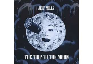 Jeff Mills - A Trip To The Moon - (CD)