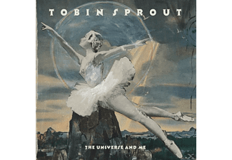 Tobin Sprout - The Universe And Me - (CD)