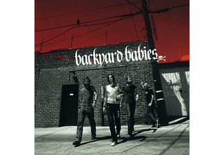 Backyard Babies - Stockholm Syndrome - (CD)