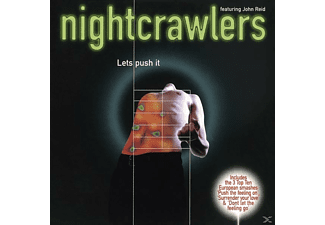 Nightcrawlers - LETS PUSH IT - (CD)