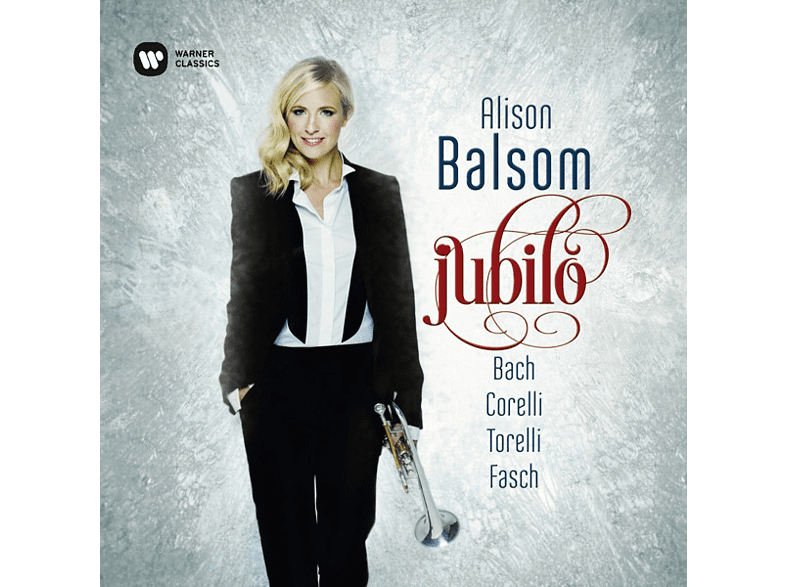 Alison Balsom, Academy Of Ancient Music - Jubilo [CD]