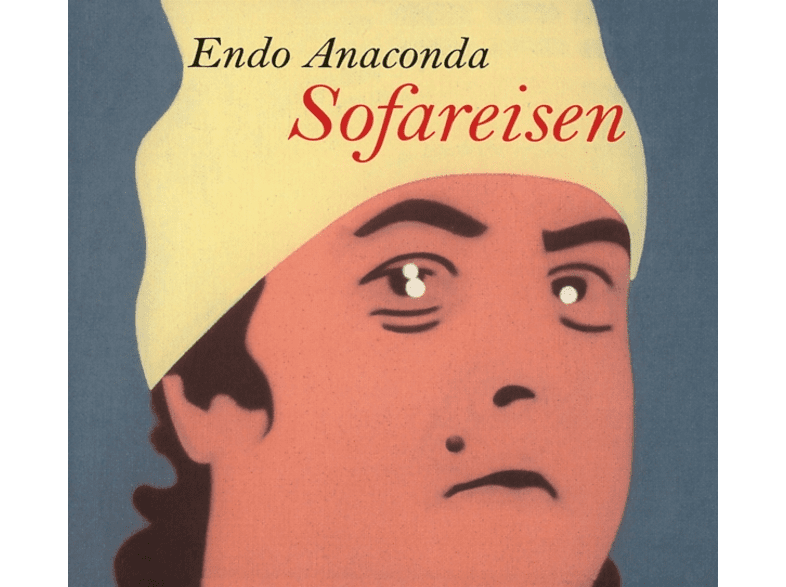 Endo Anaconda - Sofareisen [CD]