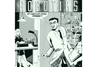 The Robotiks - My Computer Is Acting Strange - (CD)