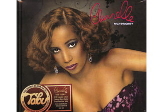 Cherelle - High Priority - (CD)