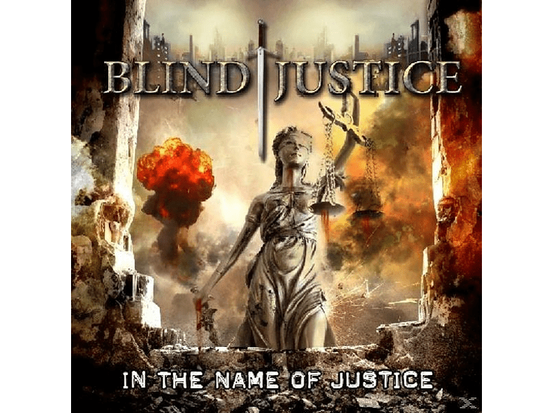 Blind Justice - In The Name Of Justice [CD]