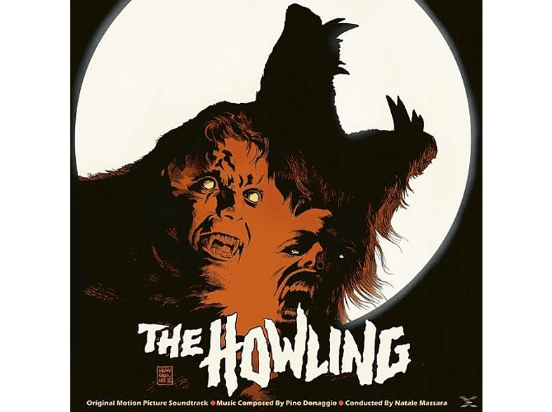Donaggio Pino - The Howling (1981 Original Soundtrack) [Vinyl]