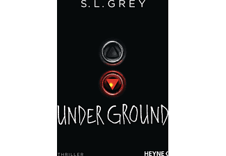 Under Ground, Thriller (Broschur)