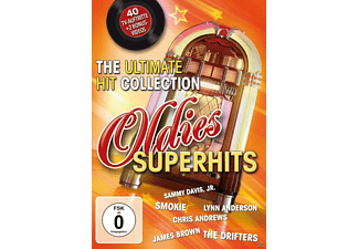 VARIOUS - Oldies Superhits [DVD]