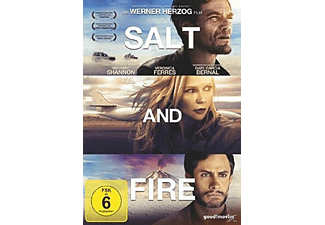 Salt and Fire - (DVD)