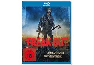 Freak Out - (Blu-ray)