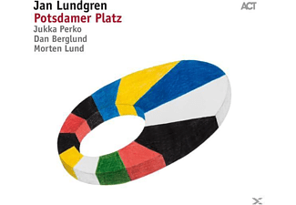 Jan Quartet Lundgren - Potsdamer Platz - (CD)