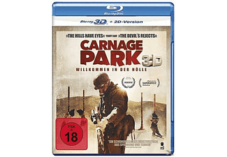 Canarge Park - (3D Blu-ray)