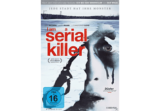 I Am Not A Serial Killer (Uncut) - (DVD)