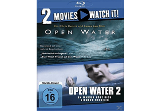 Open Water / Open Water 2 - (Blu-ray)