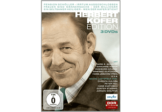 Herbert Köfer Edition - (DVD)