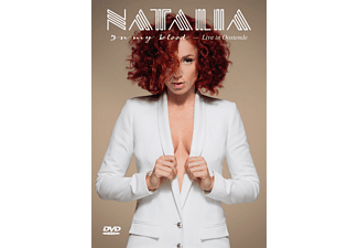 Natalia - In My Blood (Live In Oostende) DVD