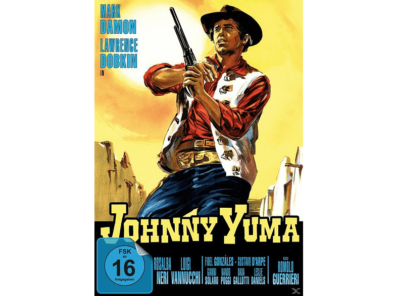 Johnny Yuma [DVD]