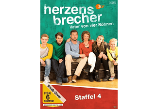Herzensbrecher 4. Staffel - (DVD)