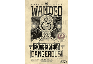 Wanded & Extremely Dangerous - Gr. Poster