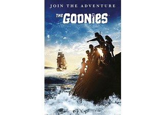 The Goonies - Join The Adventure - Gr. Poster