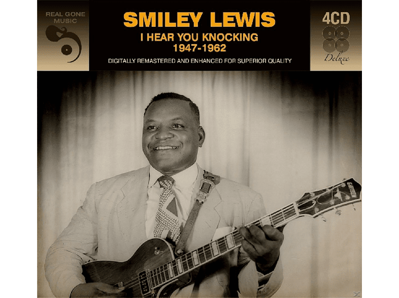 Smiley Lewis - I Hear You Knocking 1947-1962 [CD]