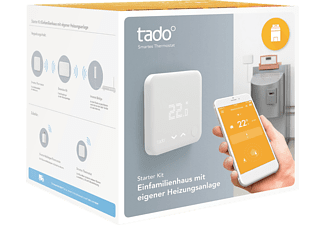 TADO Starter Kit - Einfamilienhaus Smart, Thermostat