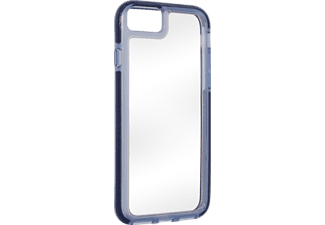 PURO Hard Shield Handyhülle, Blau, passend für Apple iPhone 7