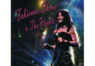 Fabienne & The Planets Shine - Fabienne Shine & The Planets - (CD)