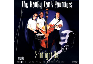 "Honky Tonk Pounders - Spotlight On (10"") - (Vinyl)"