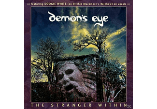 Demon's Eye Featuring Doogie White - The Stranger Within - (CD)