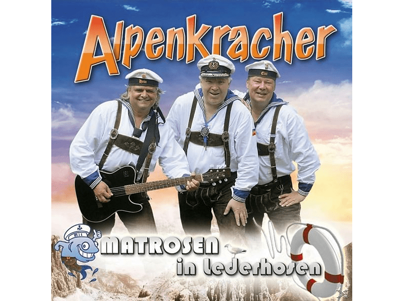 Matrosen In Lederhosen - Alpenkracher [CD]