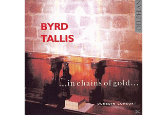 Dunedin Consort - In Chains Of Gold - (CD)