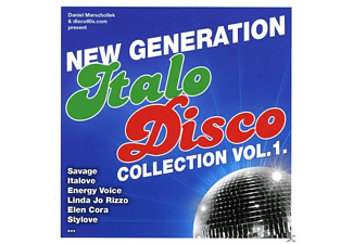 VARIOUS - New Generation Italo Disco Collection,Vol.1 - (CD)